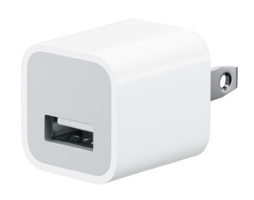 Apple 5W USB Power Adapter iphone 充電器 MD810...