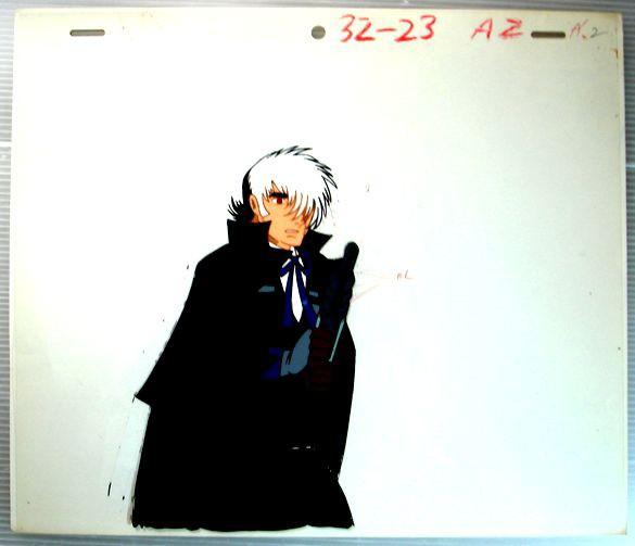 【中古】セル画 「ブラック・ジャック」