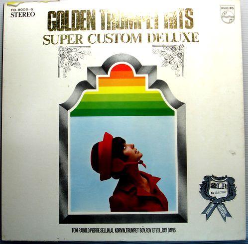 【中古レコード】トランペット・ブルースのすべて...