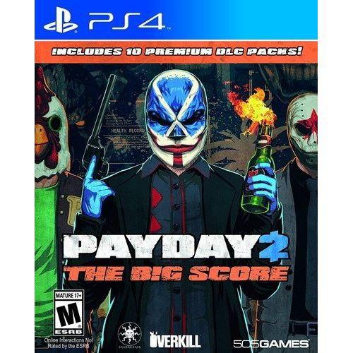【新品】Payday 2 The Big Score ペイデイ2 ビッ...