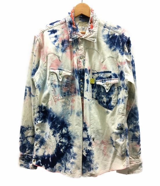 キャピタル Denim Sukiyaki Westan Shirt K1902LS...