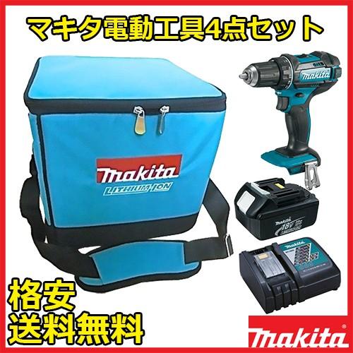 マキタ電動工具 ドリルドライバー 充電式 XFD10  ...