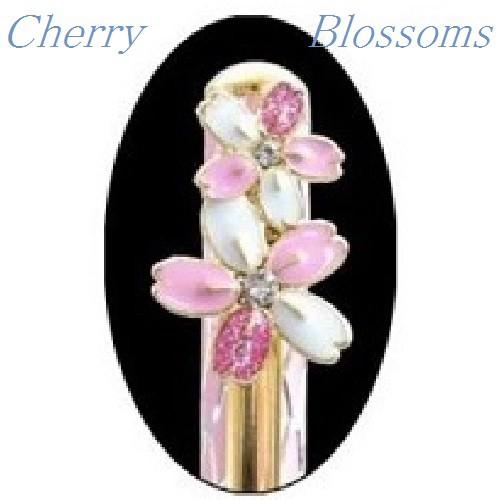 スワロフスキーサクラボールペン(Cherry blossom ...