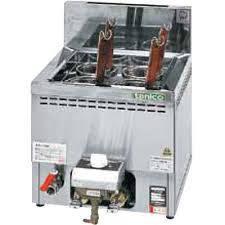 TCU-4445X タニコー業務用 ゆで麺機 都市ガス 幅4...