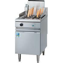 TGUS-50 タニコー業務用 ゆで麺機 LPガス プロパ...