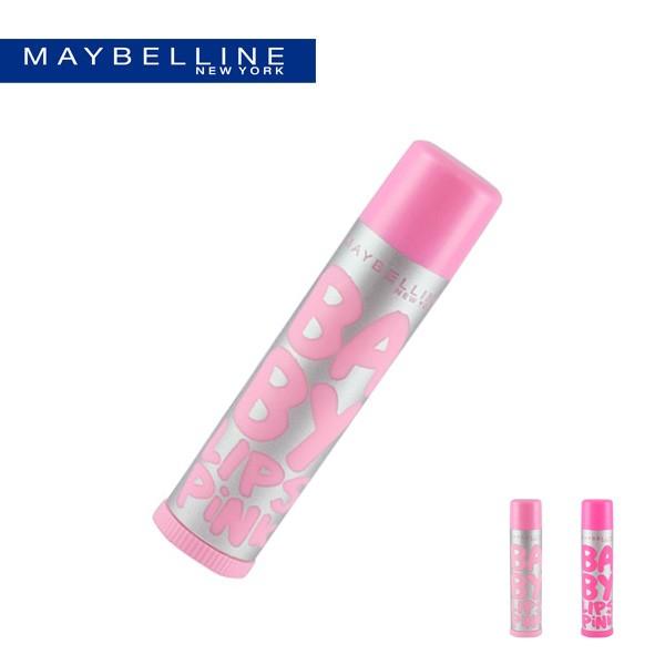 【メイベリン MAYBELLINE】リップクリーム ピンク...