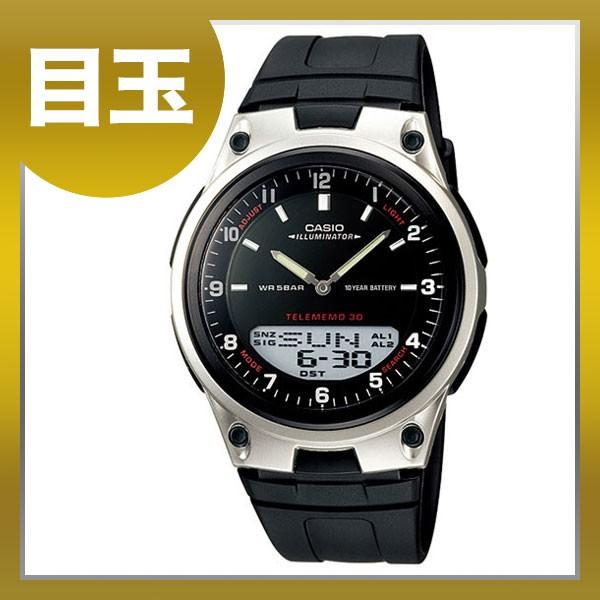 【目玉商品】 CASIO カシオ AW-80-1AJF 腕時計 チ...