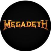 Megadeth メガデス Lサイズ カンバッチ (101110)