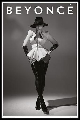 ビヨンセ ポスターフレームセット Beyonce (Hat...