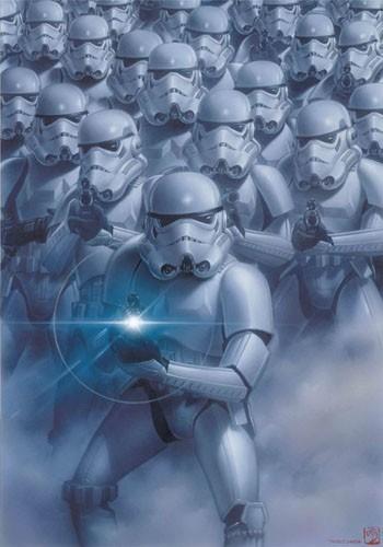 スターウォーズ ポストカード Star Wars (151009)...