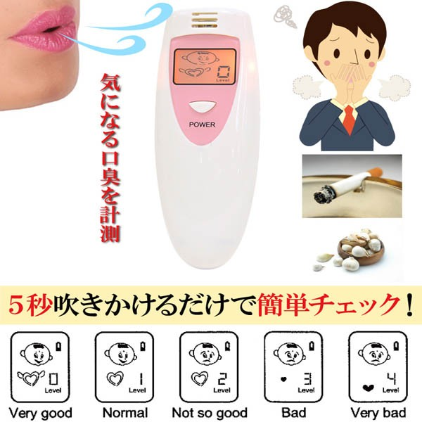 【メール便送料無料】サンコー ポータブルニオイ...