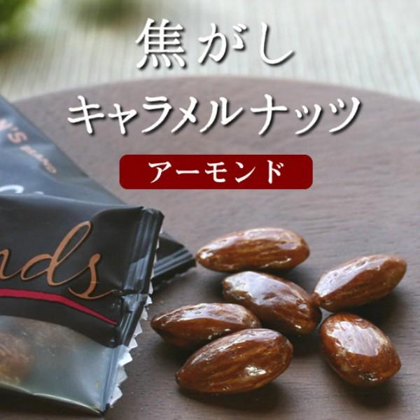 東洋ナッツ 焦がしキャラメルナッツ アーモンド 1...