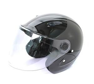 セミジェットヘルメット KSJ-323 バイク用 メ...