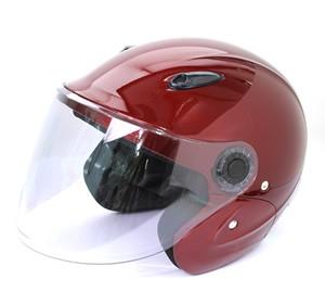 セミジェットヘルメット KSJ-323 バイク用 キ...