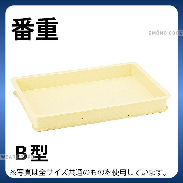 PP 番重 B型_プラスチック