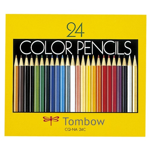 トンボ鉛筆  色鉛筆 紙箱 NA