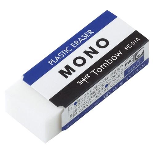 トンボ鉛筆  事務用・製図用消しゴム モノ