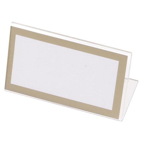 クラウン  L型カード立