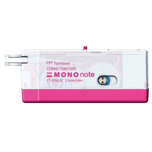 トンボ鉛筆  修正テープ モノノート