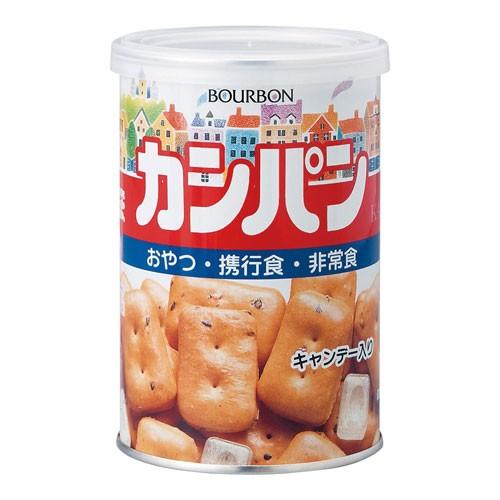 ブルボン 缶入カンパン  【43S2】
