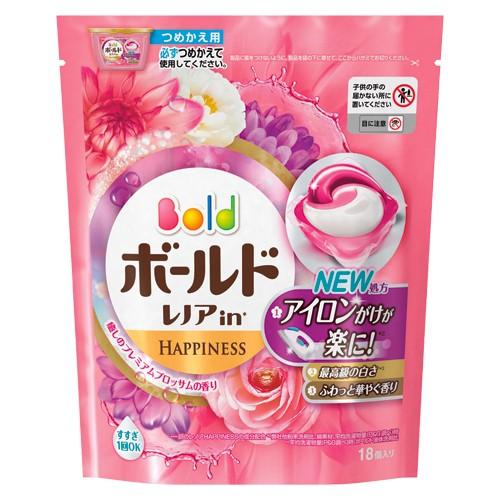 P&G  ボールドジェルボール3D 癒しのプレミ...
