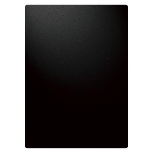 共栄プラスチック  硬筆用ソフト黒色下敷