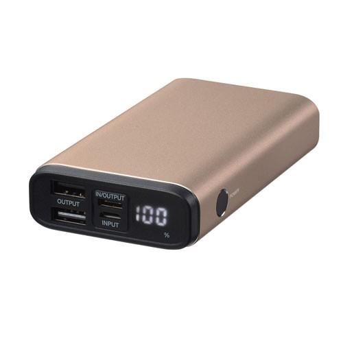グリーンハウス  モバイルバッテリー 充電器 P...