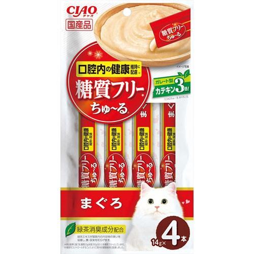 いなばペットフード  CIAO 糖質フリーちゅ〜...