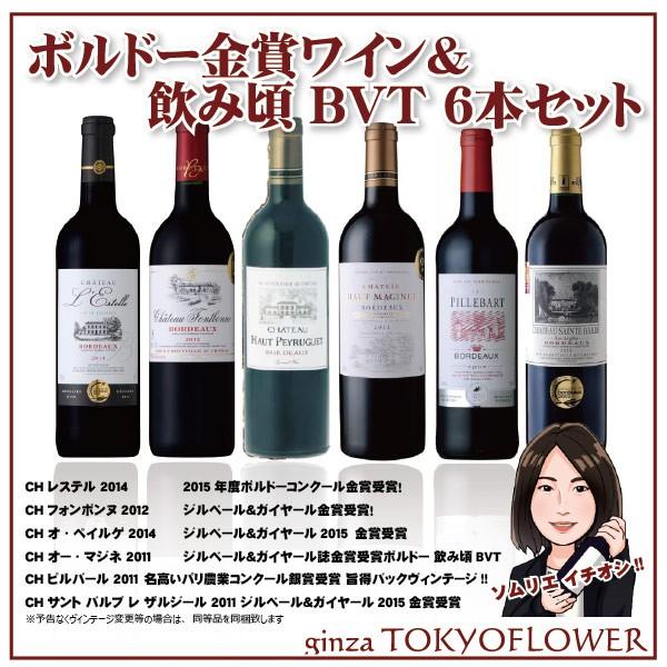 ボルドー金賞 受賞ワイン ソムリエ厳選 おすすめ6...