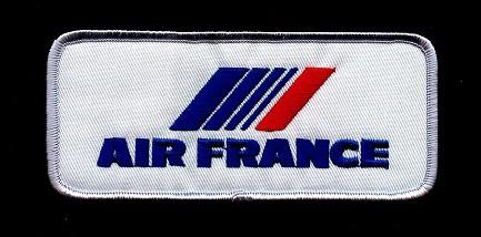 AIR FRANCE ワッペン【航空会社 エールフランス...