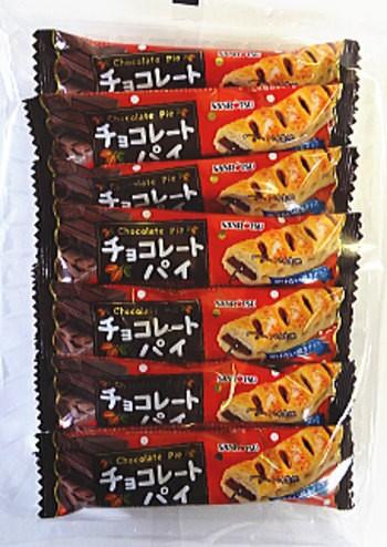 三立製菓 1本チョレートパイ×14本入り