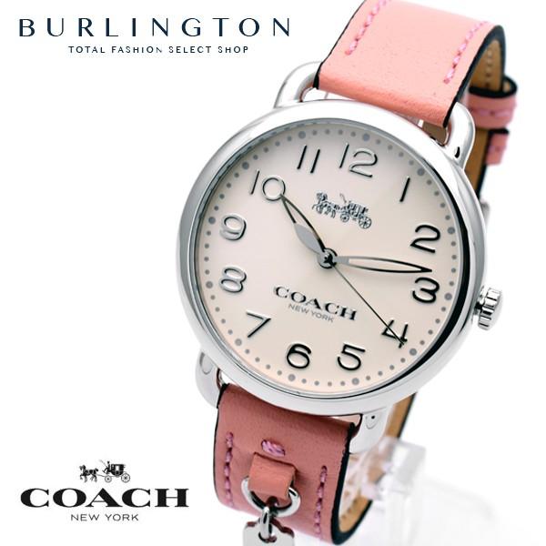cheap for discount 1b407 dbe6e コーチ 腕時計 レディース COACH 時計 チャーム 付き ピンク かわいい 人気 ブランド 女性 ギフト プレゼント