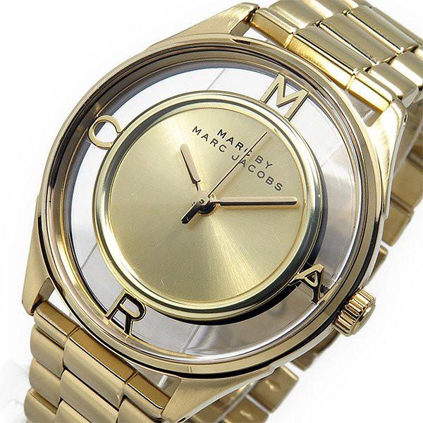 b5442a99e4 マーク バイ マークジェイコブス 腕時計 レディース 時計 ティザー MBM3413 ゴールド 金 人気 ブランド 女性 ギフト プレゼント
