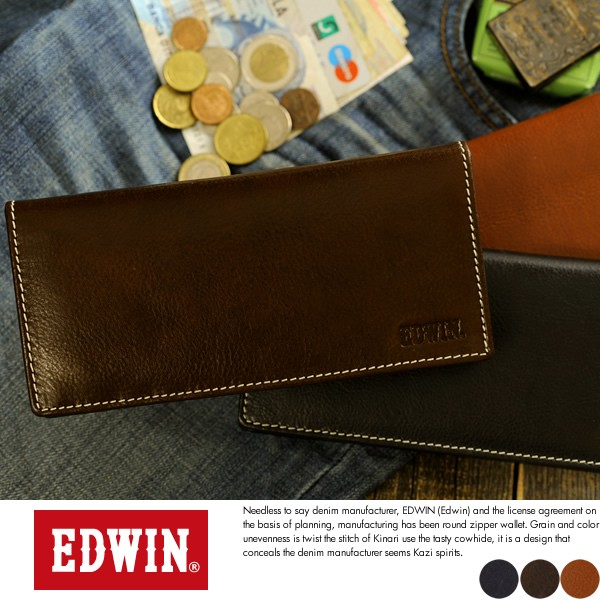EDWIN エドウィン 長財布 0510429 EDWIN エドウィ...