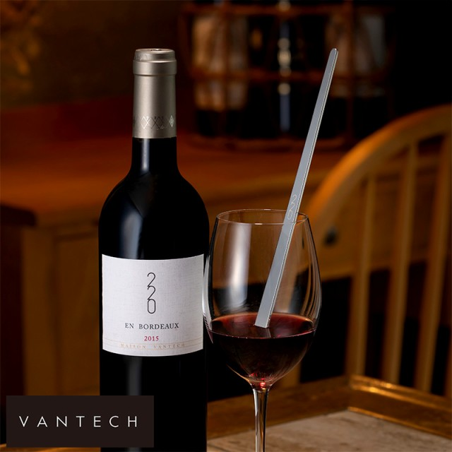 VANTECH 220mm ワインを熟成させる 触媒加工 ステ...