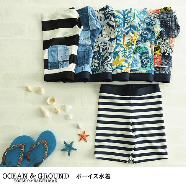 OCEAN&GROUND オーシャンアンドグラウンド ボー...