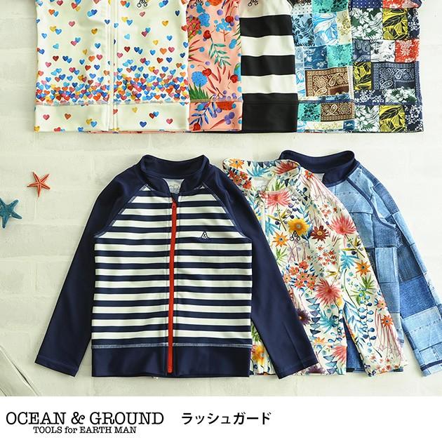 OCEAN&GROUND オーシャンアンドグラウンド ラッ...