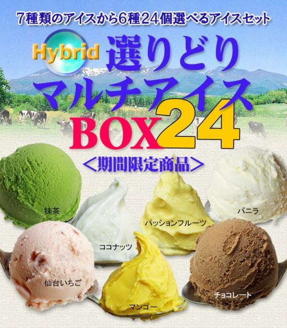 フロム蔵王 Hybrid★選りどり★マルチアイスBOX24...
