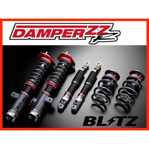 BLITZ 車高調 DAMPER ZZR ノート E11 05/01-12/09...