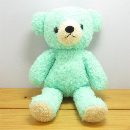 童心 日本製 くまのぬいぐるみ モコパルッチ クマ...