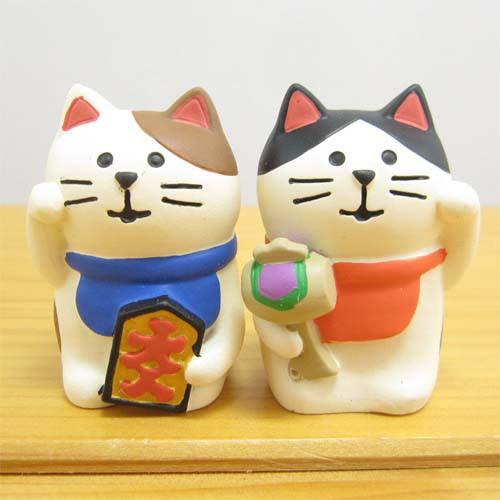 デコレ コンコンブル 開運 招福 松足神社 ペ...