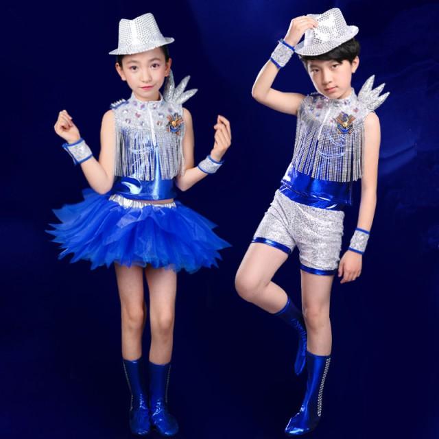 子供 ダンス 衣装 ヒップホップ ダンストップス H...