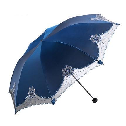 折り畳み傘 レディース日傘 紫外線遮蔽 遮光 遮熱...