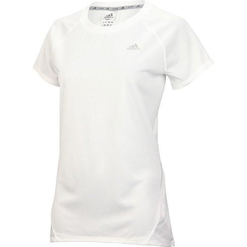 adidasアディダス レディース 半袖Tシャツ Lサイ...