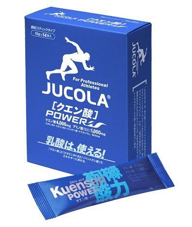 JUCOLA(ジャコラ ) クエン酸 パワー スティックタ...