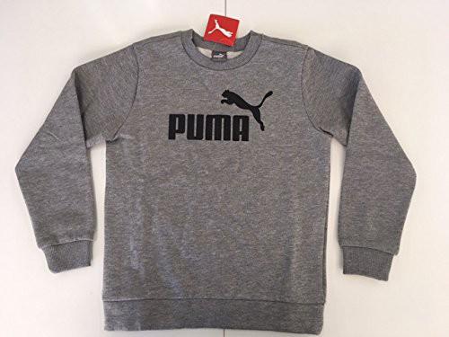 PUMA(プーマ) ジュニア クルーネックスウェット 1...
