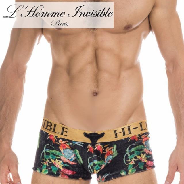 ボクサーパンツ メンズ ブランド ローライズ L Ho...