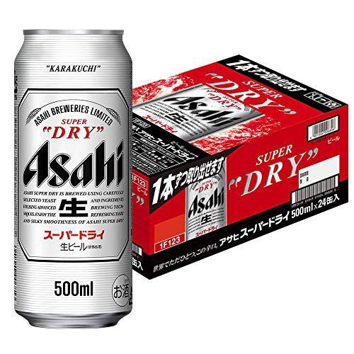 【500ml】アサヒ スーパードライ500ml×24缶【1...