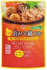 チョーコー チョイ辛旨みそ鍋つゆ 30ml×4袋