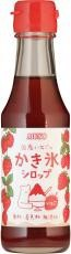 ムソー かき氷シロップ・いちご 150ml